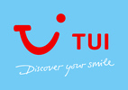 TUI's logo takes you to their list of jobs