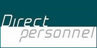 Direct Personnel's logo takes you to their list of jobs
