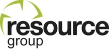 Resource Group's logo takes you to their list of jobs
