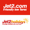Jet2.com's logo takes you to their list of jobs
