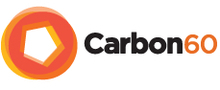 Carbon60's logo takes you to their list of jobs