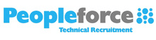 Peopleforce Technical Recruitment's logo takes you to their list of jobs