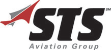 STS Aviation Group's logo takes you to their list of jobs