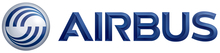 Airbus's logo takes you to their list of jobs