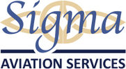Sigma Aviation Services's logo takes you to their list of jobs